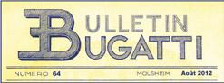 Bulletin Août 2012