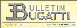 Bulletin décembre 2012