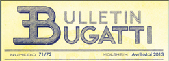 Bulletin 71/72 2013