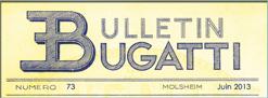 Entête Bulletin 2013